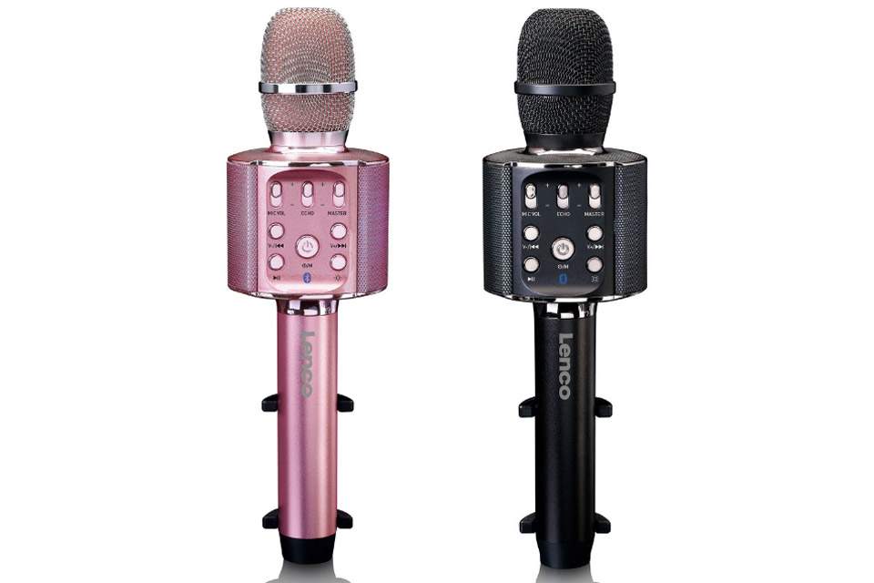 Lenco BMC-090 Karaoke microphone