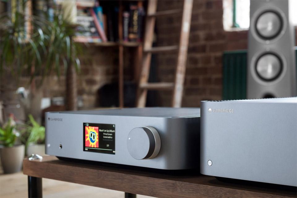 Cambridge Audio Edge NQ network player