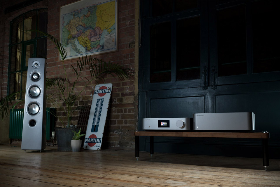 Cambridge Audio Edge W power amp