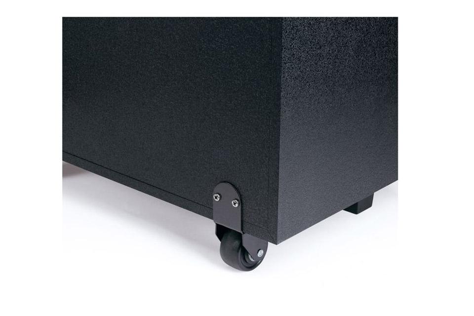 Lenco PMX-850 party speaker - Wheels