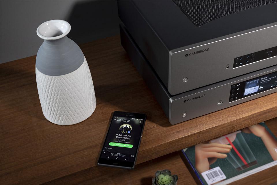 Cambridge Audio CXN V2 music streamer