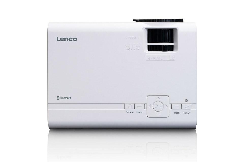 Lenco LPJ-300 projector - Top