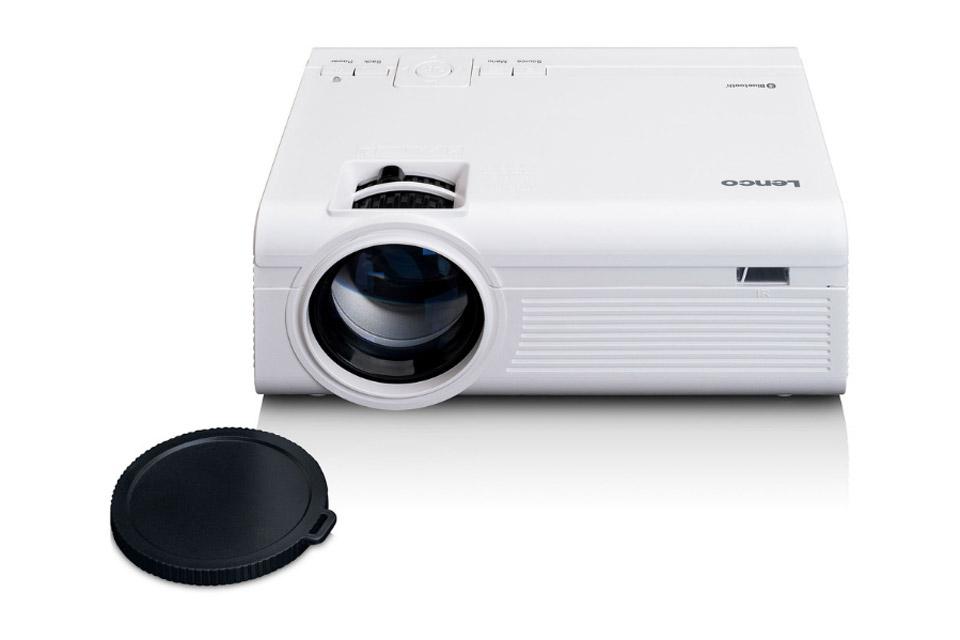 Lenco LPJ-300 projector - Front open