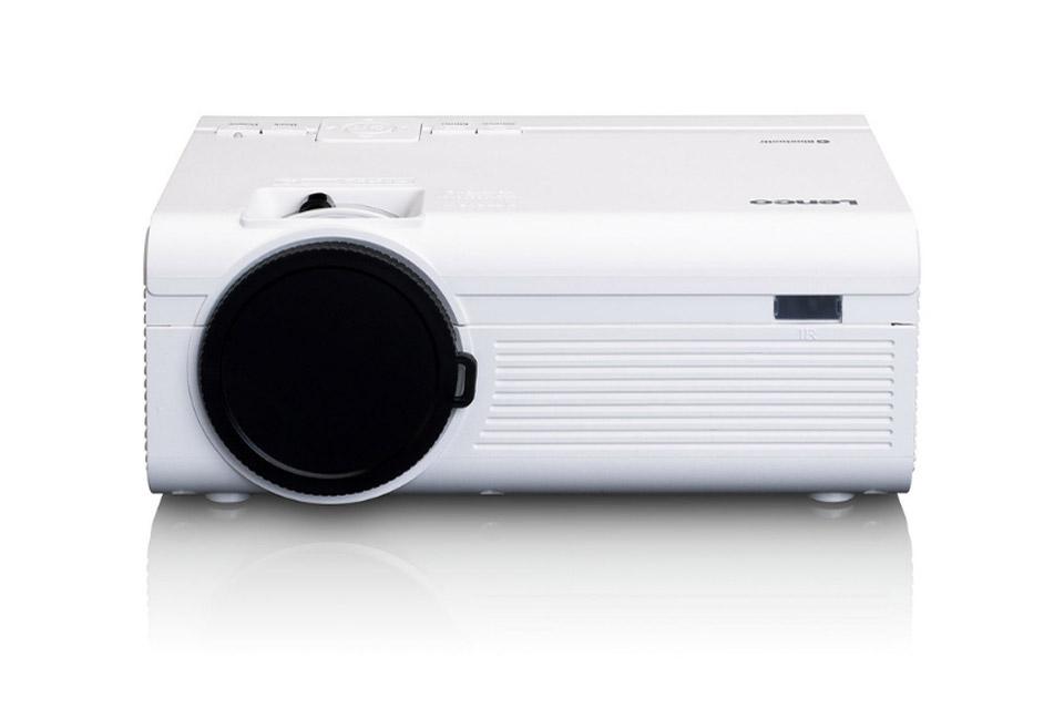 Lenco LPJ-300 projector - Front