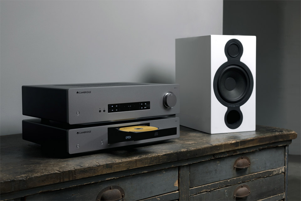Cambridge Audio CXC V2 CD transport
