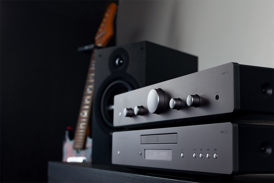 Cambridge Audio AXC25 Cd-player