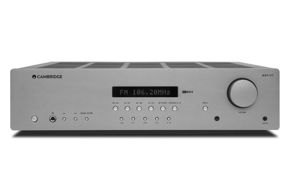Cambridge Audio AXR100 stereo receiver