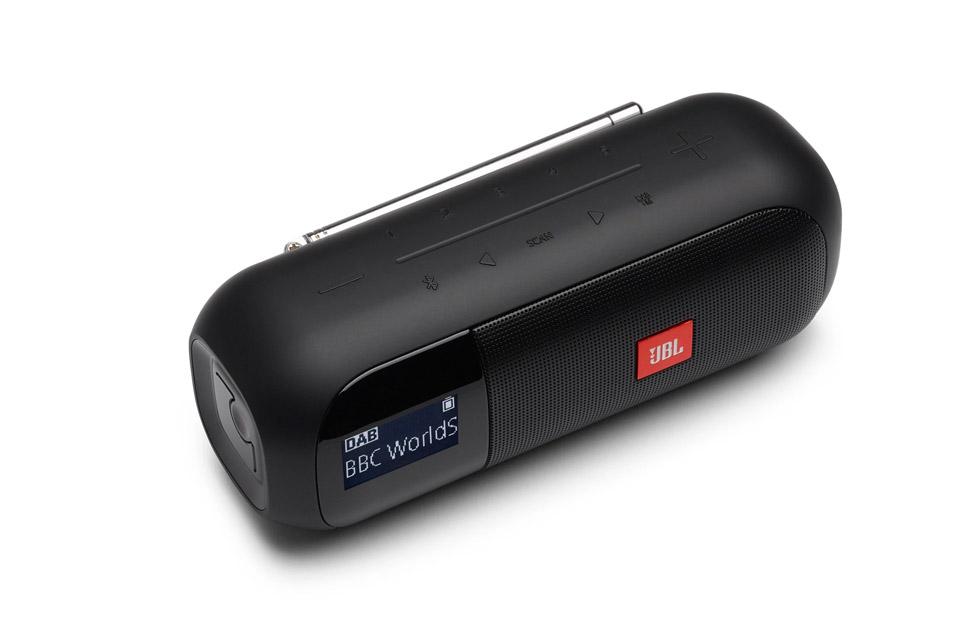 JBL Tuner 2  portable speaker, black