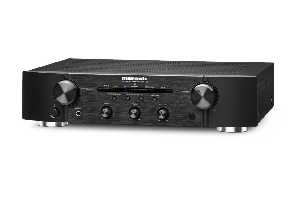 Marantz PM5005 stereo amplifier, black