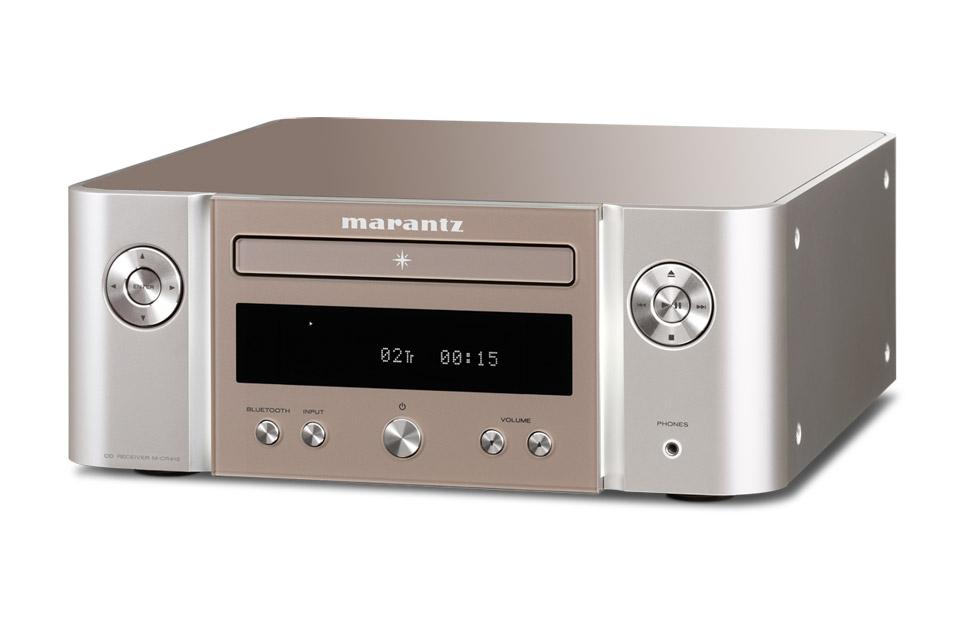 Marantz Melody M-CR412 receiver, silver