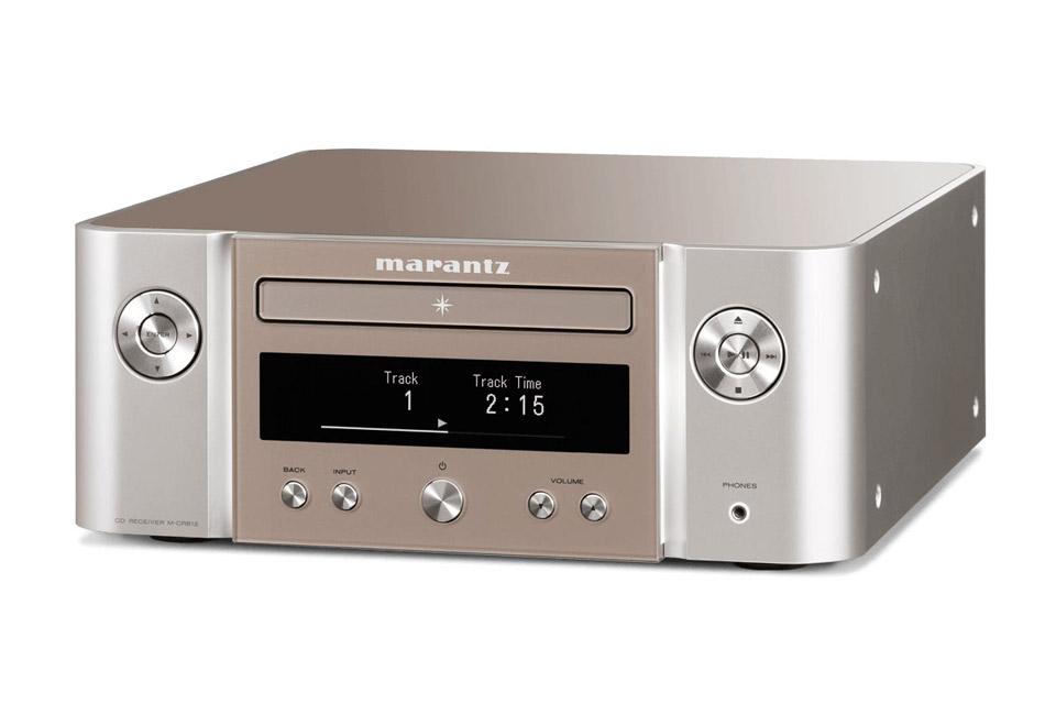 Marantz Melody X M-CR612 receiver, silver