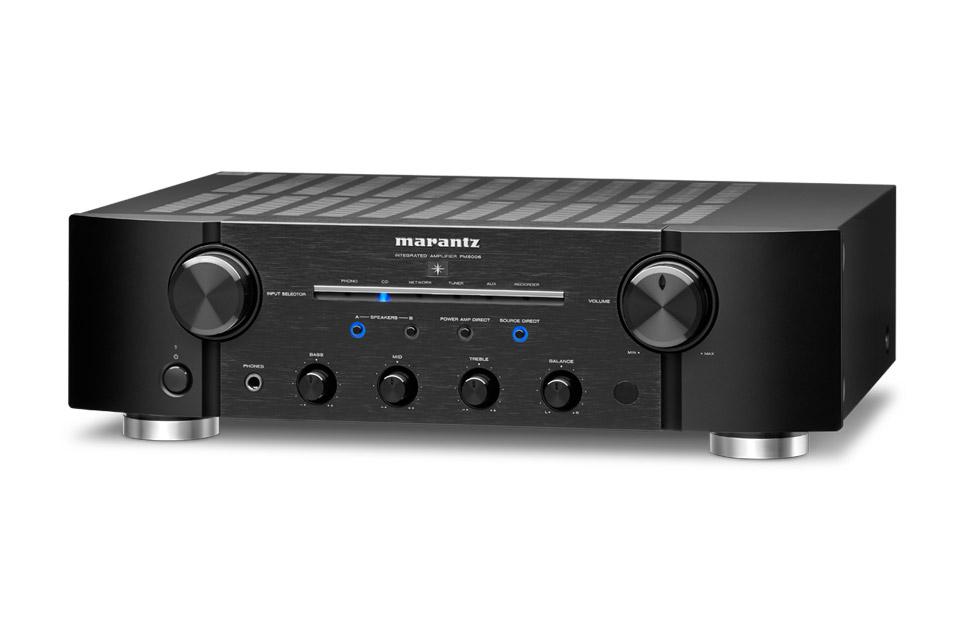 Marantz PM8006 stereo amplifier, black
