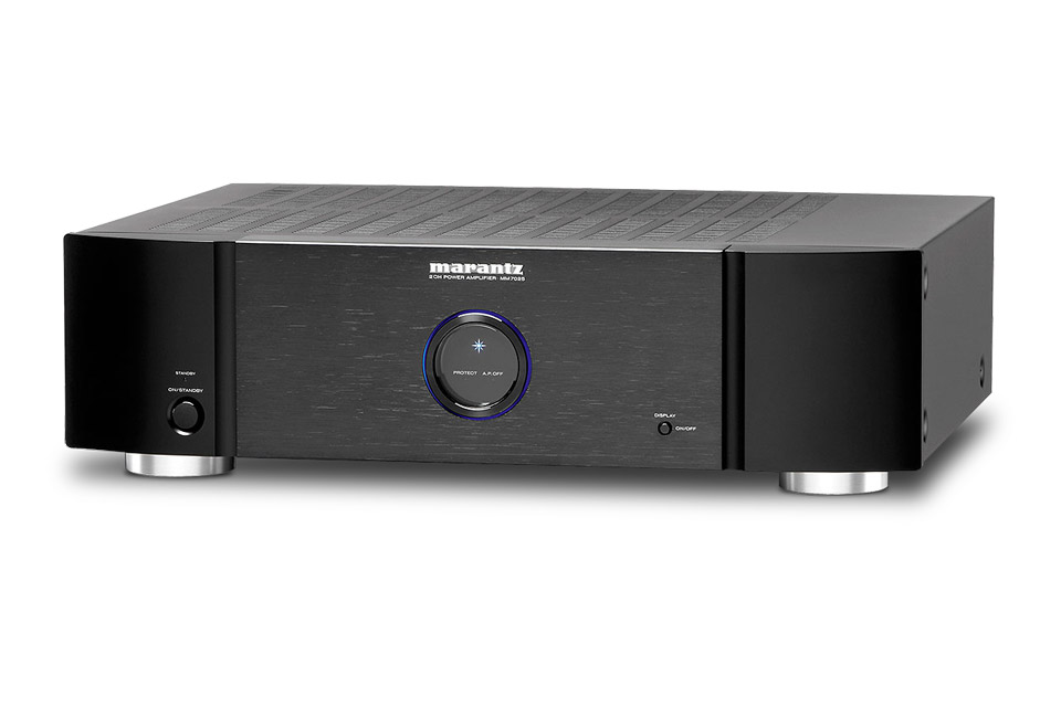 Marantz MM7025 amplifier, black