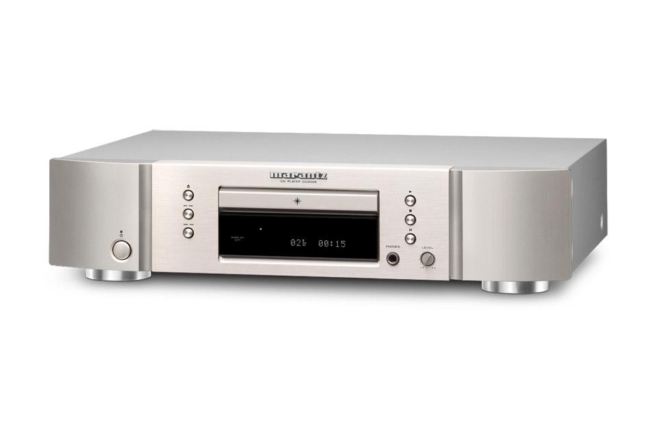 Marantz CD5005 CD player, silver
