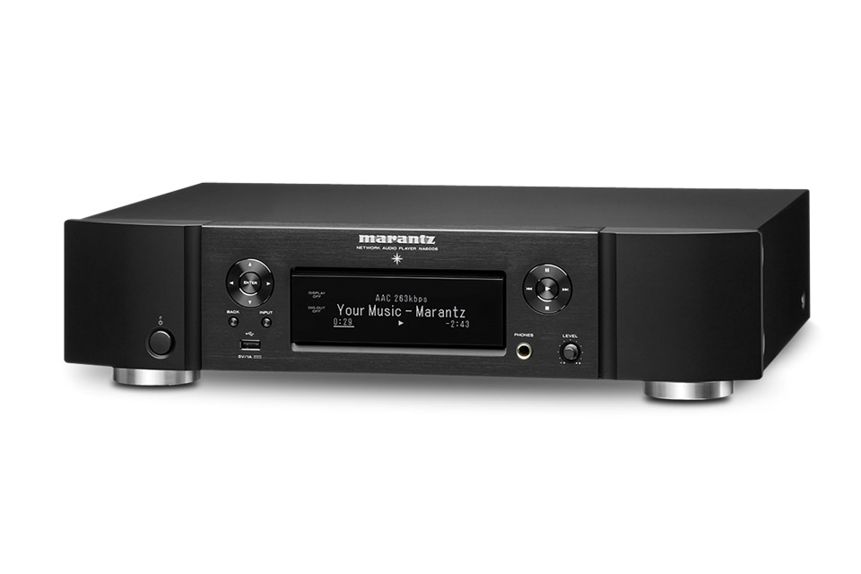 Marantz NA6006 network player, black
