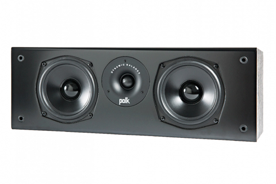 Polk Audio T30 center speaker - Front