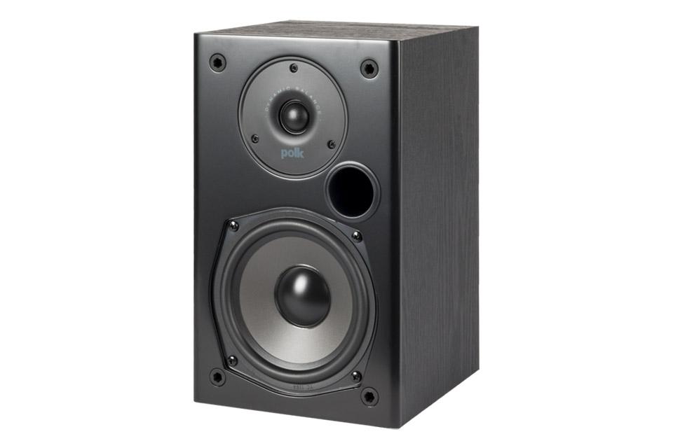 Polk Audio T15 bookshelf speaker - Front side