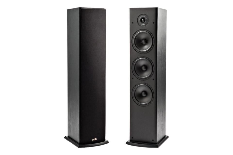 Polk Audio T50 floor speaker - Front