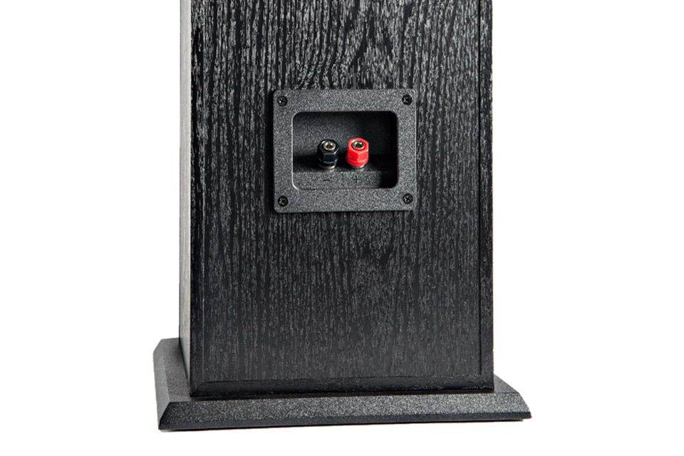 Polk Audio T50 floor speaker - Back terminals
