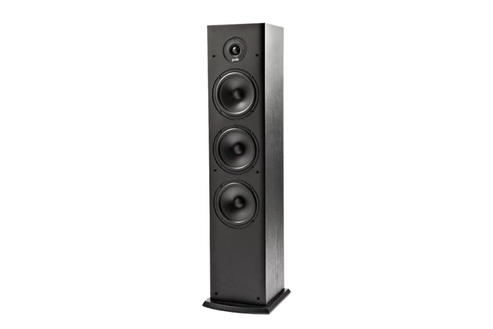 Polk Audio T50 floor speaker - Side