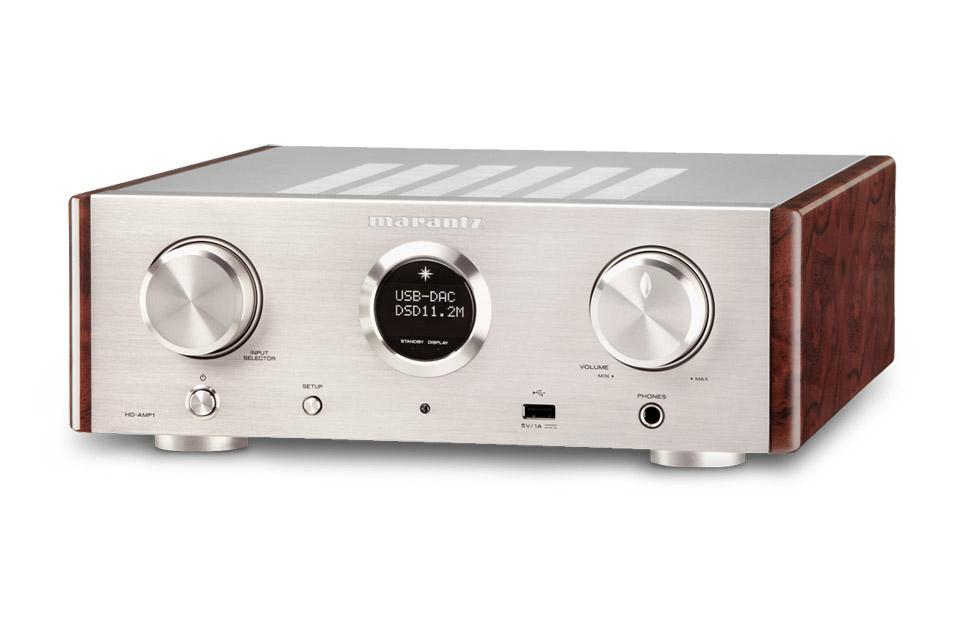Marantz HD-AMP1 integrated stereo amplifier - Silver