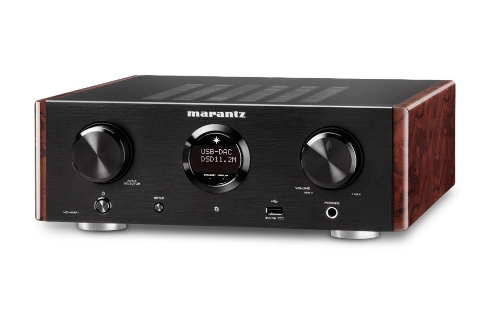 Marantz HD-AMP1 integrated stereo amplifier - Black
