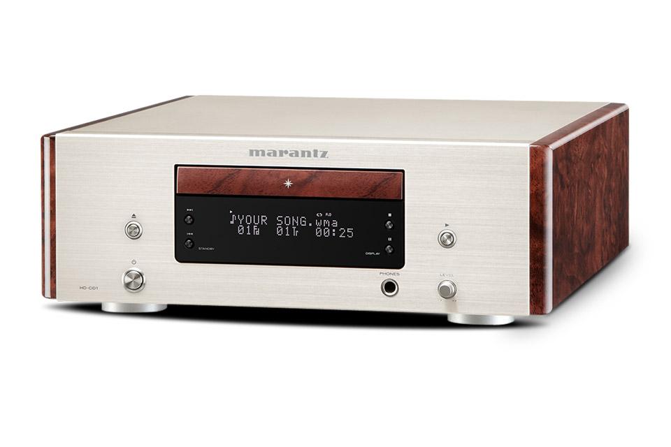 Marantz HD-CD1 CD-player - Silver