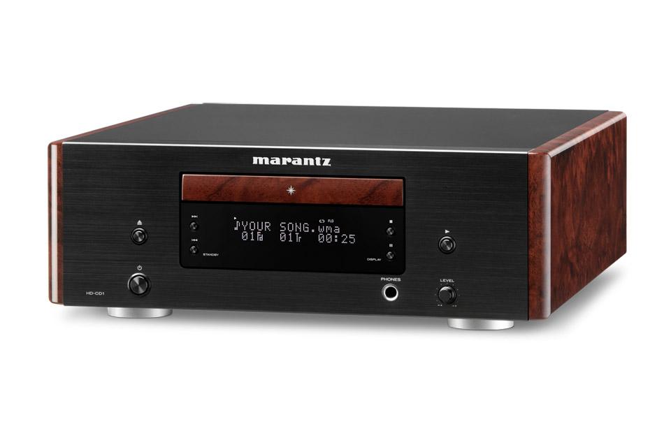 Marantz HD-CD1 CD-player - Black