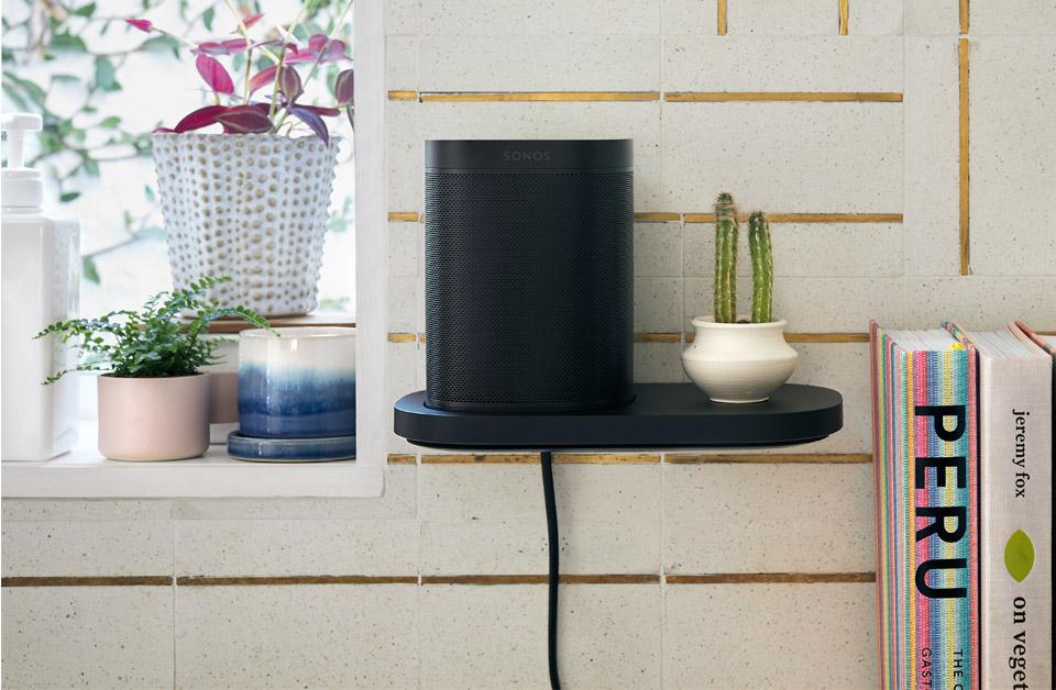 SONOS Shelf Lifestyle 1