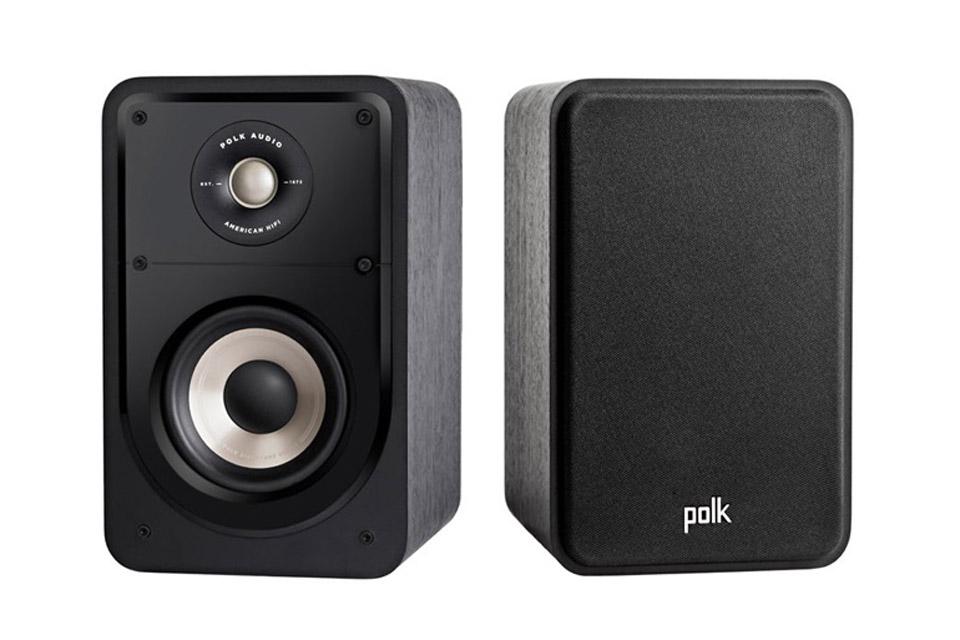 Polk Audio S15e bookshelf speaker - Black