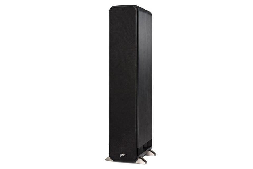 Polk Audio S55e bookshelf speaker - Black