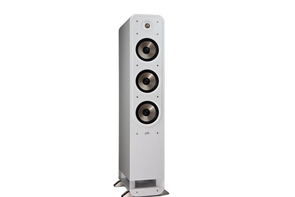 Polk Audio S60e bookshelf speaker - White