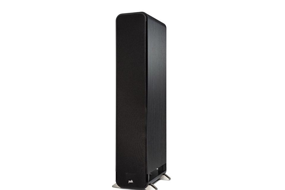Polk Audio S60e bookshelf speaker - Black