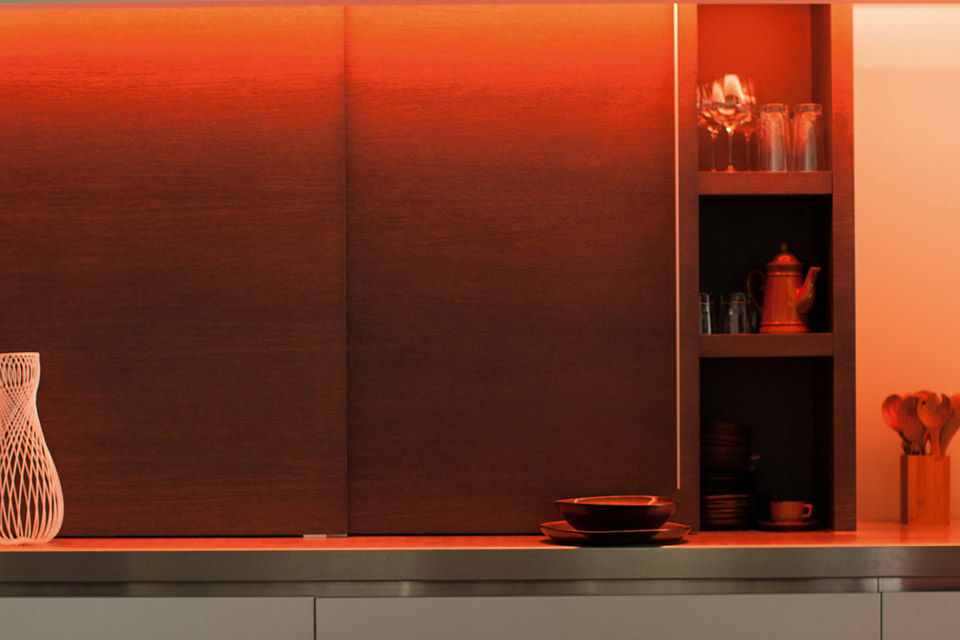 Philips Hue LightStrip Plus V4 LED strip - Lifestyle