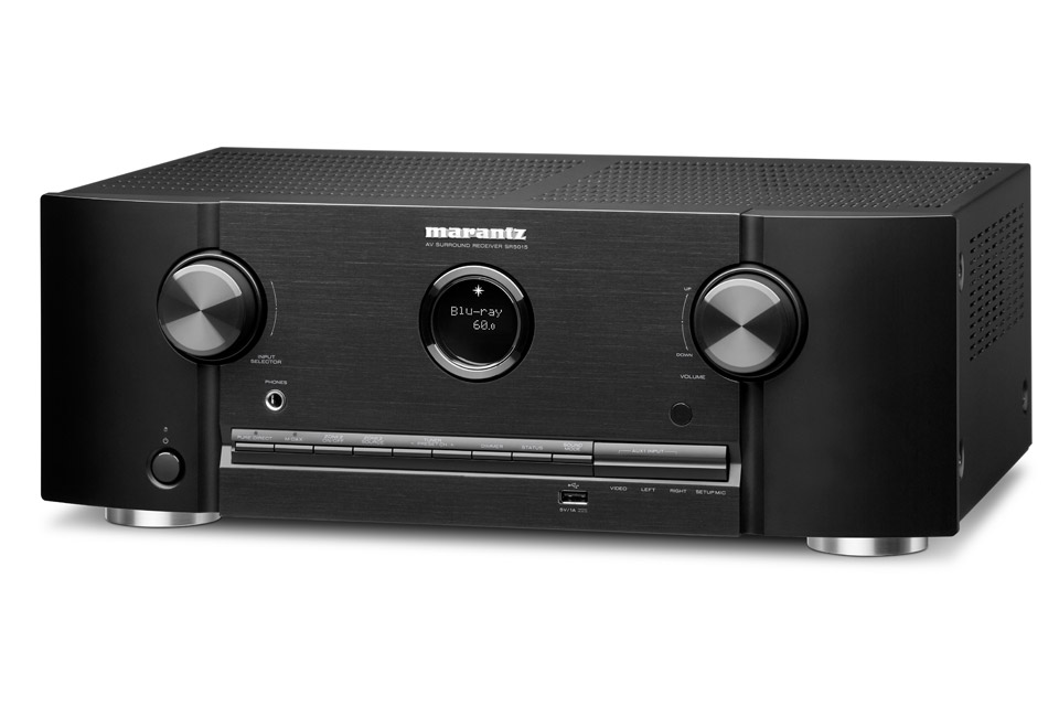 Marantz SR5015 surround receiver, sort