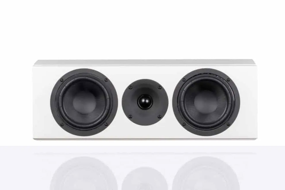System Audio Legend 10 Silverback, white satin