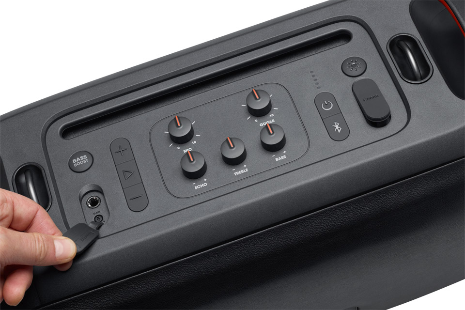 JBL Partybox OTG bluetooth højttaler