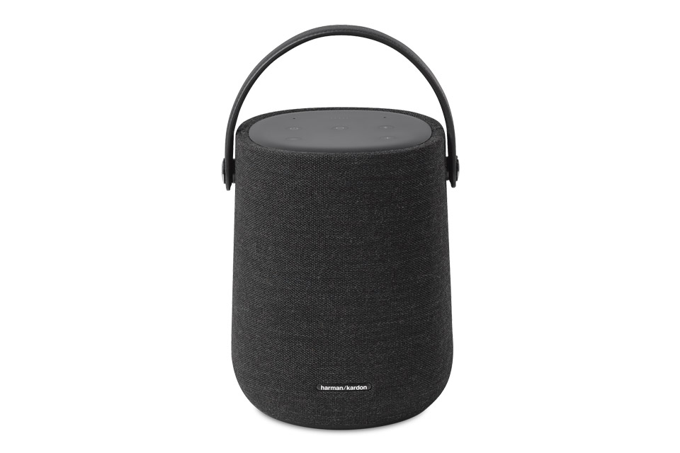 Harman Kardon Citation 200 smart speaker, black