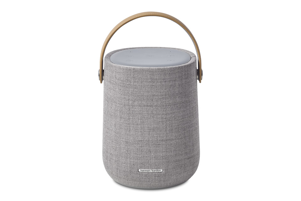 Harman Kardon Citation 200 smart speaker, grey