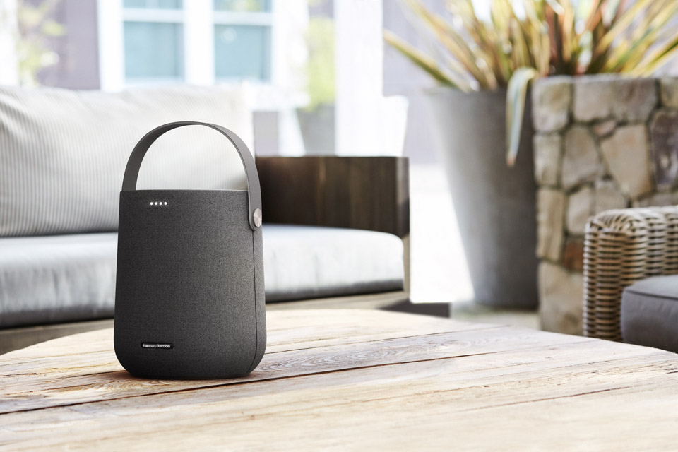 Harman Kardon Citation 200 smart speaker, lifestyle