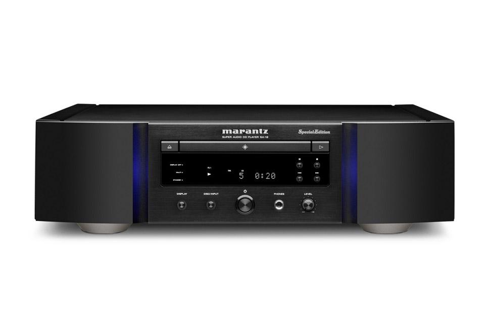 Marantz SA-12SE CD-player, Black
