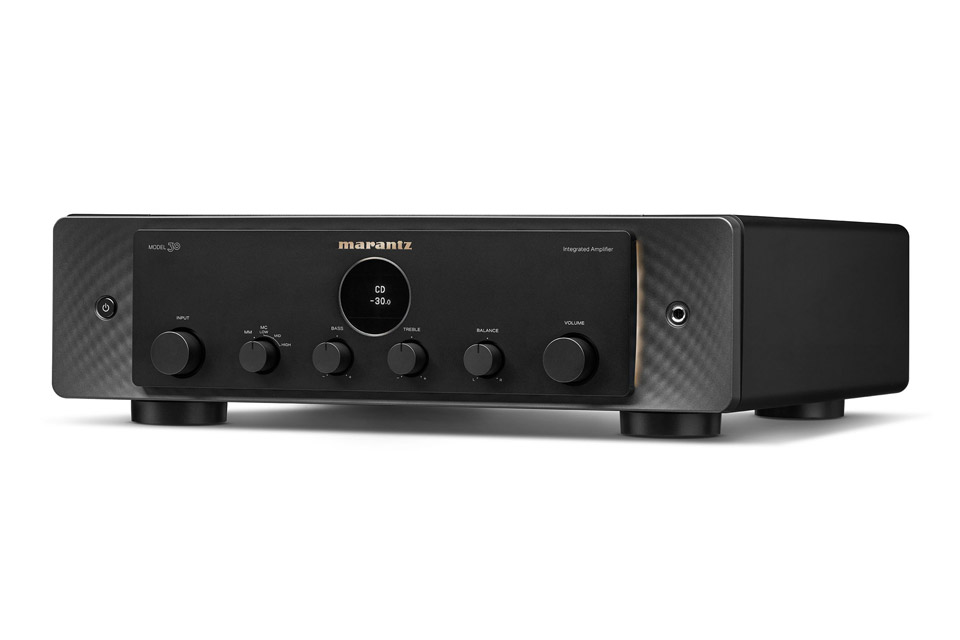 Marantz Model 30 integreret amplifier, black