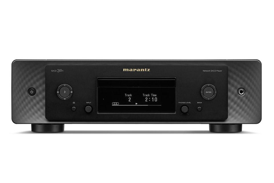 Marantz SACD 30n CD-player, black