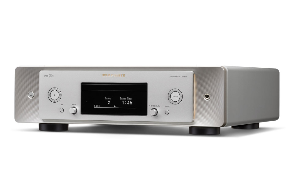 Marantz SACD 30n CD-player, silver
