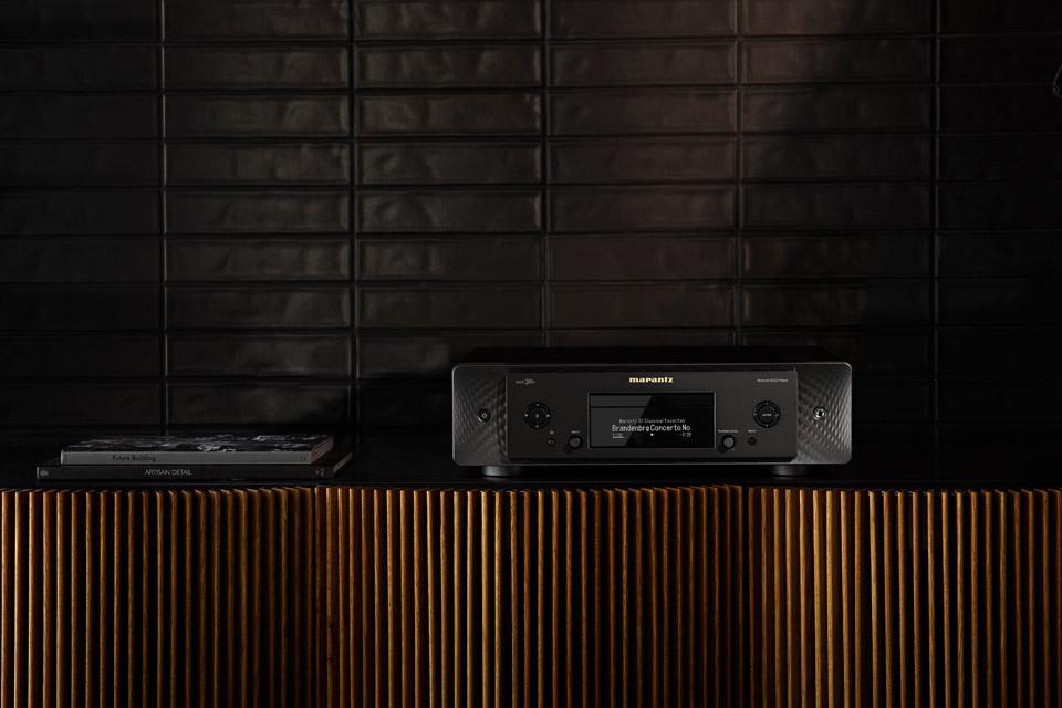Marantz SACD 30n CD-player, lifestyle