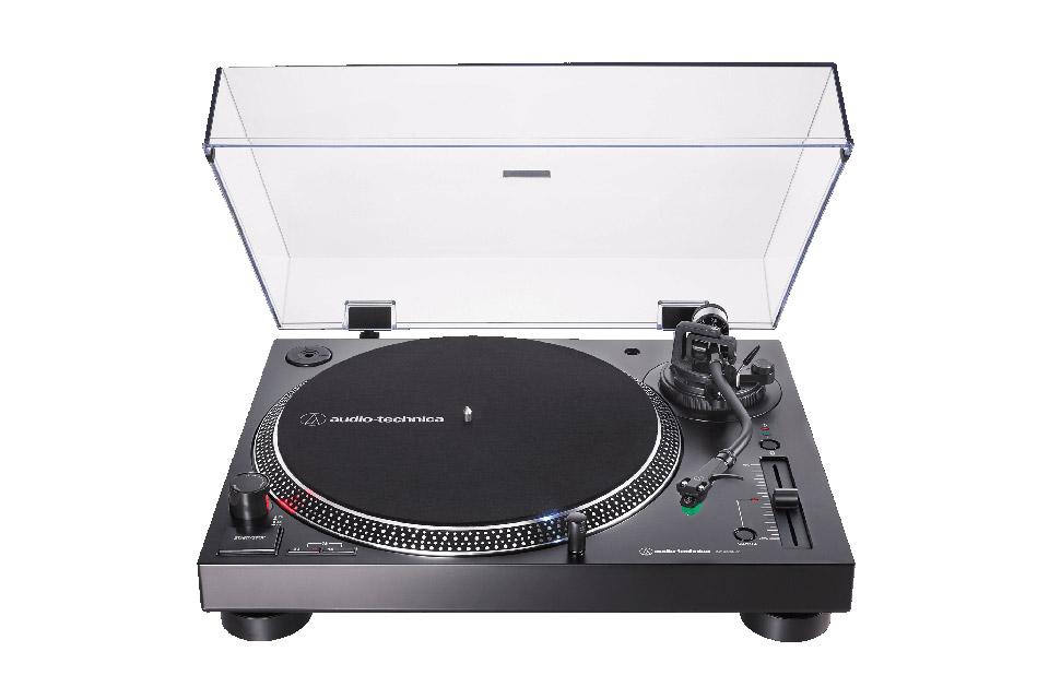 Audio Technica LP120XBTUSB, black