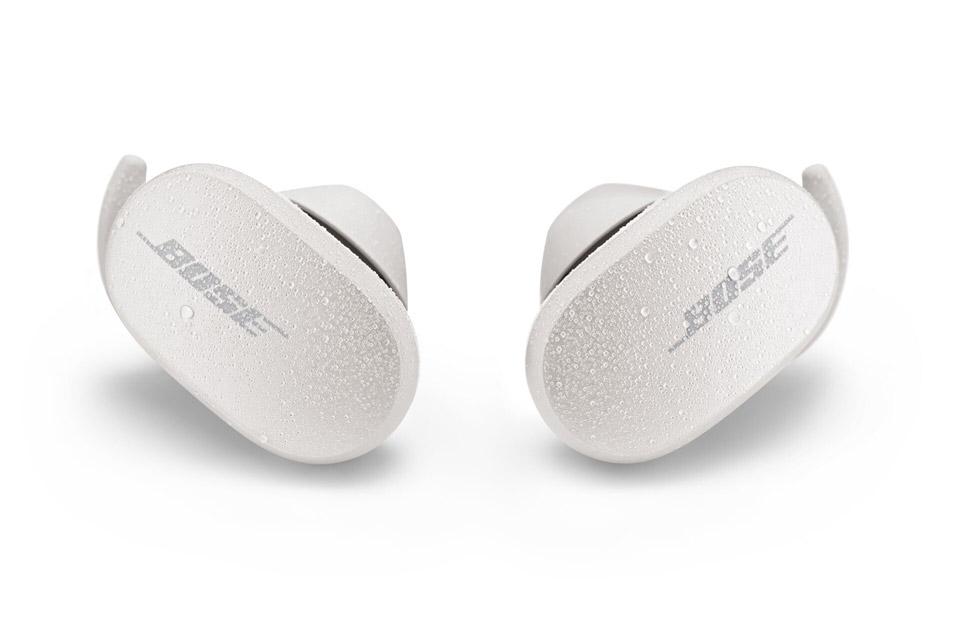 Bose QuietComfort Earbuds, soapstone