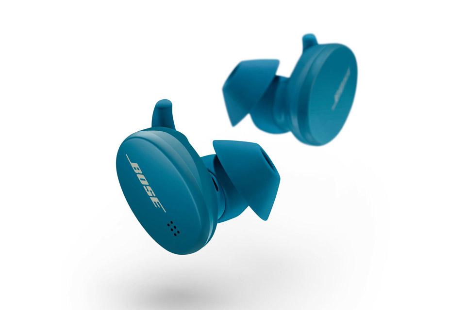 Bose Sport Earbuds, blue