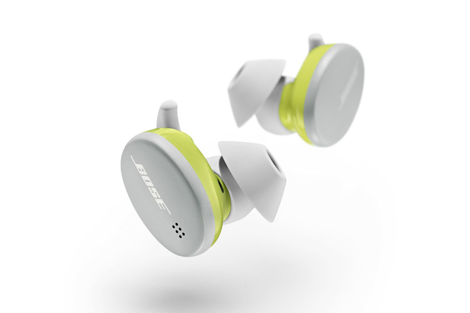 Bose Sport Earbuds, white
