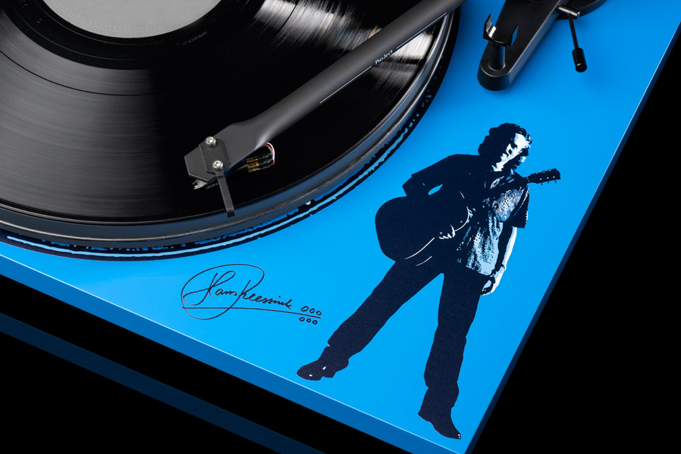 Pro-Ject Essential III Hans Theessink, lifestyle
